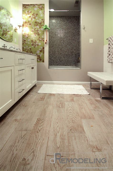 Wood Tiles In Bathroom by 25 Pictures And Ideas Of Wood Effect Bathroom Floor Tile