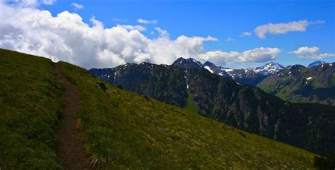 mount townsend hiking