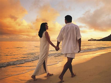 Wallpapers Beach Love Wallpapers