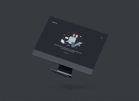 Mockup psd provides you free mockups designs for devices, stationery, apparel, packaging, billboards, signs and more. Free Computer Screen Mockup (PSD)