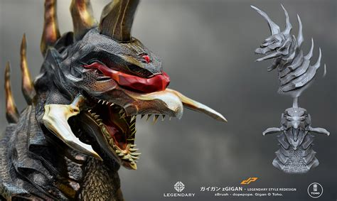 Legendary-era Rodan Concept. I Love The Way This Looks