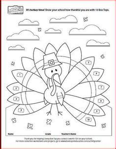 turkey template for box tops printable fundraising thermometer blank thermometer