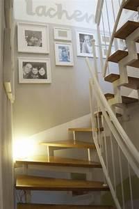Schöner Wohnen Treppenhaus : lachkauz treppenhaus make over gestaltung pinterest treppenhaus flure und treppe ~ Markanthonyermac.com Haus und Dekorationen