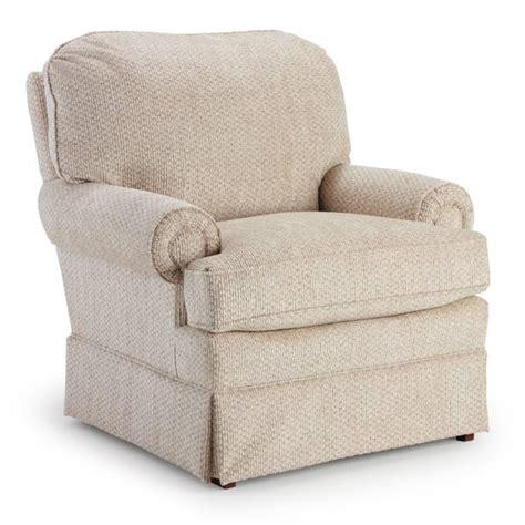 braxton swivel glider chair