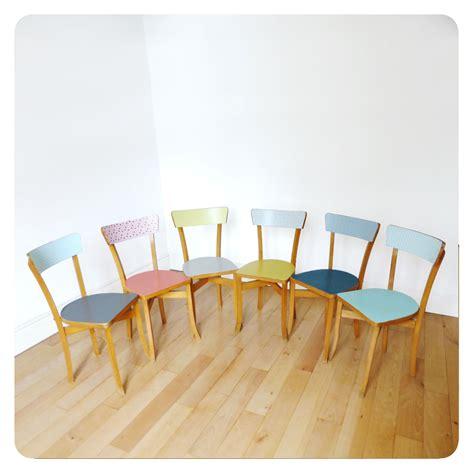 chaise baumann prix 6 chaises vintage pinteres