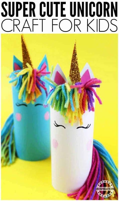 diy unicorn craft  toilet tubes  inspiration edit