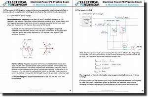 Electrical Engineering Pe Practice Exam And Technical