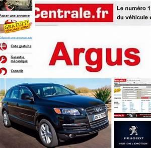 Cote Vehicule La Centrale : achat voiture la centrale des particuliers auto ~ Gottalentnigeria.com Avis de Voitures