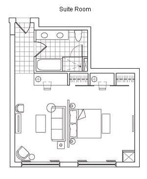 room floor plans typical hotel room floor plan hotel rooms and suites near island city nyc the ravel