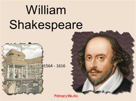 william shakespeare powerpoint to biography of