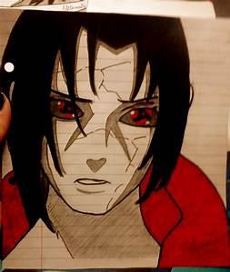 Itachi Uchiha -Reanimated- From Naruto Shippuden by ...