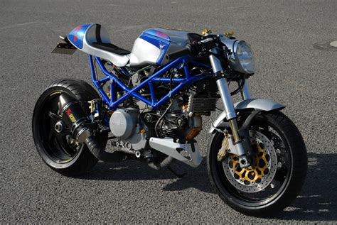 Ducati Custom Cafe Racer Monster