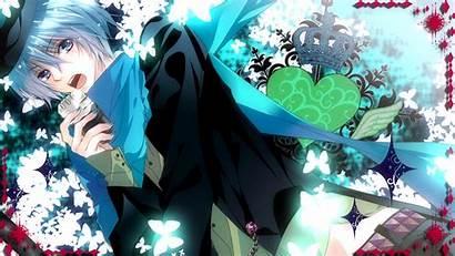 Vocaloid Kaito Anime Boy Wallpapers Desktop Handsome