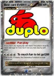 Pokemon Best card EVER 11