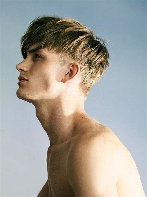 Shaved Sides Hairstyles