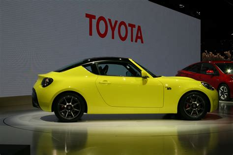 Toyota S by Toyota S S Fr Coupe Concept Makes Its Live