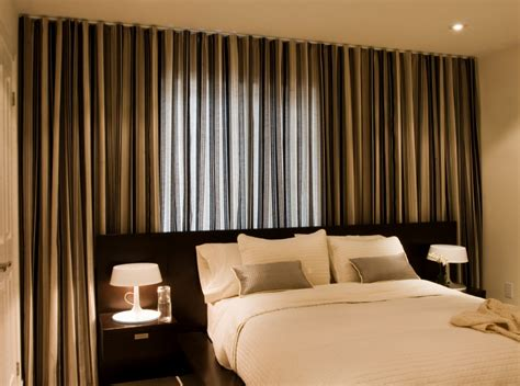 Bedroom Curtains  Home Interior And Furniture Ideas