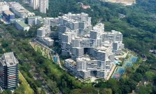 house plans with elevators the interlace apartments in singapore architecture