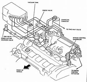 Solved  1991 Honda Accord Heater Hose Diagram