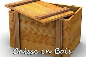 Caisse En Bois : caisse en bois en provence provence 7 ~ Nature-et-papiers.com Idées de Décoration