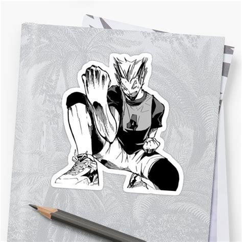 koutarou bokuto sticker by kaorifx redbubble