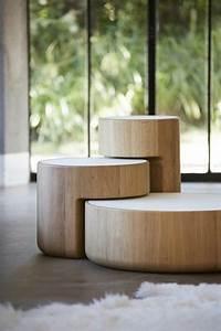 Pouf En Bois : la table basse design en mille et une photos avec beaucoup d 39 id es ~ Teatrodelosmanantiales.com Idées de Décoration