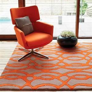 tapis design chic baroco par joseph lebon With tapis couloir avec canapé design belgique