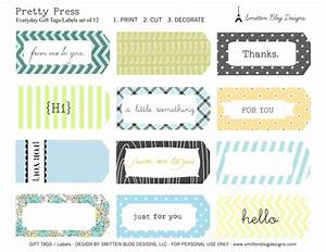 Smitten Blog Designs: New Free Printable Labels...