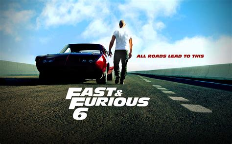 Fast And Furious 6 Movie Wallpapers
