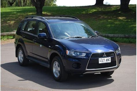 review  mitsubishi outlander ls wd review