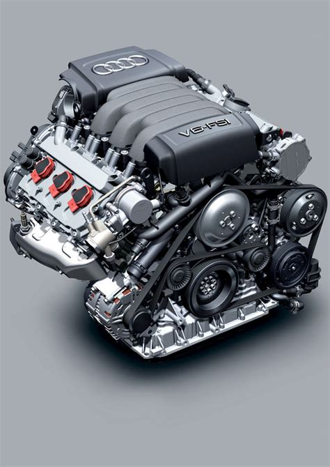 audi    engine picture pic image
