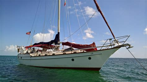 Boat Dealers Fort Pierce Fl by 1977 Csy Walk Over Sail Boat For Sale Www Yachtworld