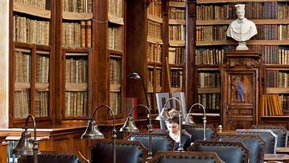Libraries Hidden Library Italy Italian Rome Treasures