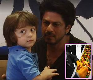 Abram Khan spreads the spirit of Holi in the CUTEST way ...