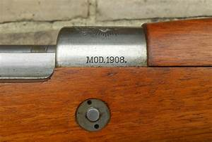 Mauser Model 1908 Rifle