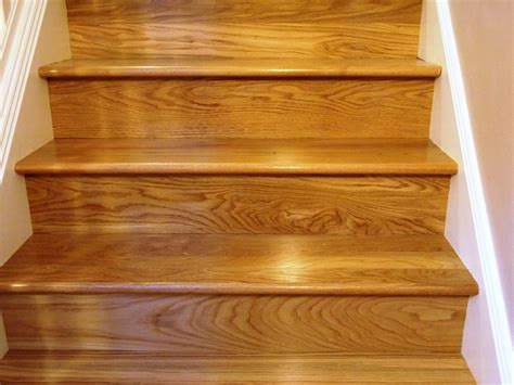Cheap and Attractive Laminate Stair Tread Covers   HOUSE