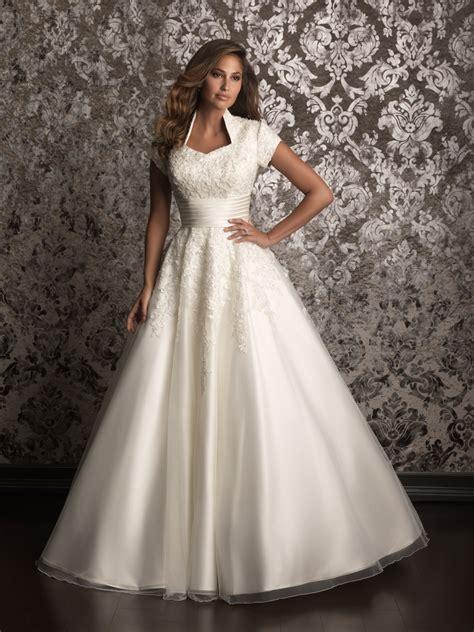 modest wedding dresses dressedupgirl com