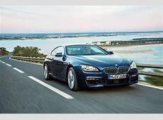 BMW 6 Series Coupe LCI F13 specs & photos 2015, 2016