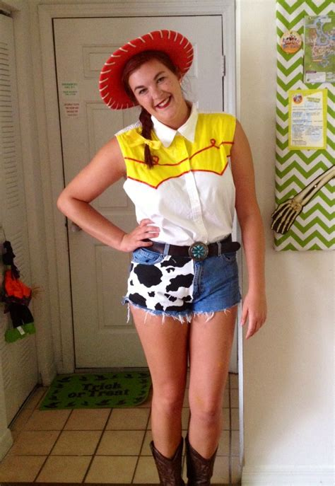 jessie  toy story homemade costume toy story