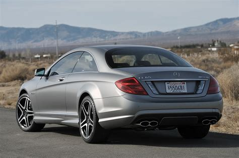 But in 2003 they went all the way and give the car an amg treatment. World of Auto Enthusiasts: 2013 Mercedes-Benz CL65 AMG