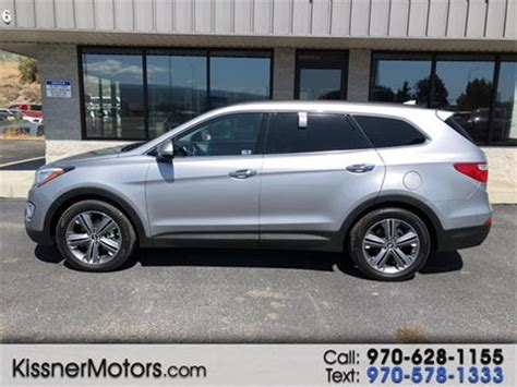 Grand Junction Hyundai by Used Hyundai Santa Fe For Sale In Grand Junction Co