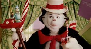 the cat in the hat mike myers cat in the hat the cat s boat with figure mike