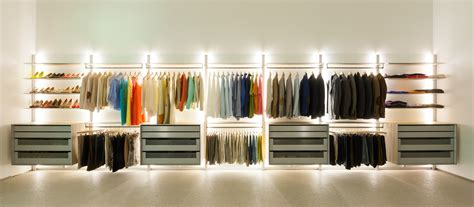 walk  closets  open wardrobe systems custom