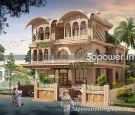 Rajasthani Home Design Plans