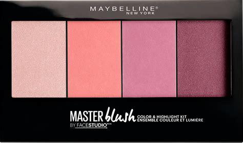 maybelline facestudio master blush color highlight kit