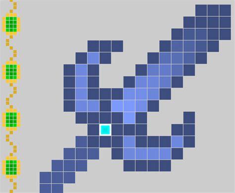 Espada Minecraft - Desenho de dudinhasweet - Gartic