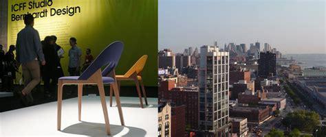 clamp chair  icff furniture fair   york studio