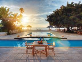... island getaway for couples: Desroches Island Resort in the Seychelles Seychelles