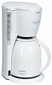 Kaffeemaschinen Test 2012 : rowenta ct210 kaffeeautomat weiss test kaffeemaschinen test ~ Michelbontemps.com Haus und Dekorationen