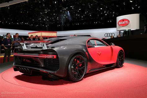 Bugatti 2019 : 2019 Bugatti Chiron Divo Confirmed, Bears The Names Of Two